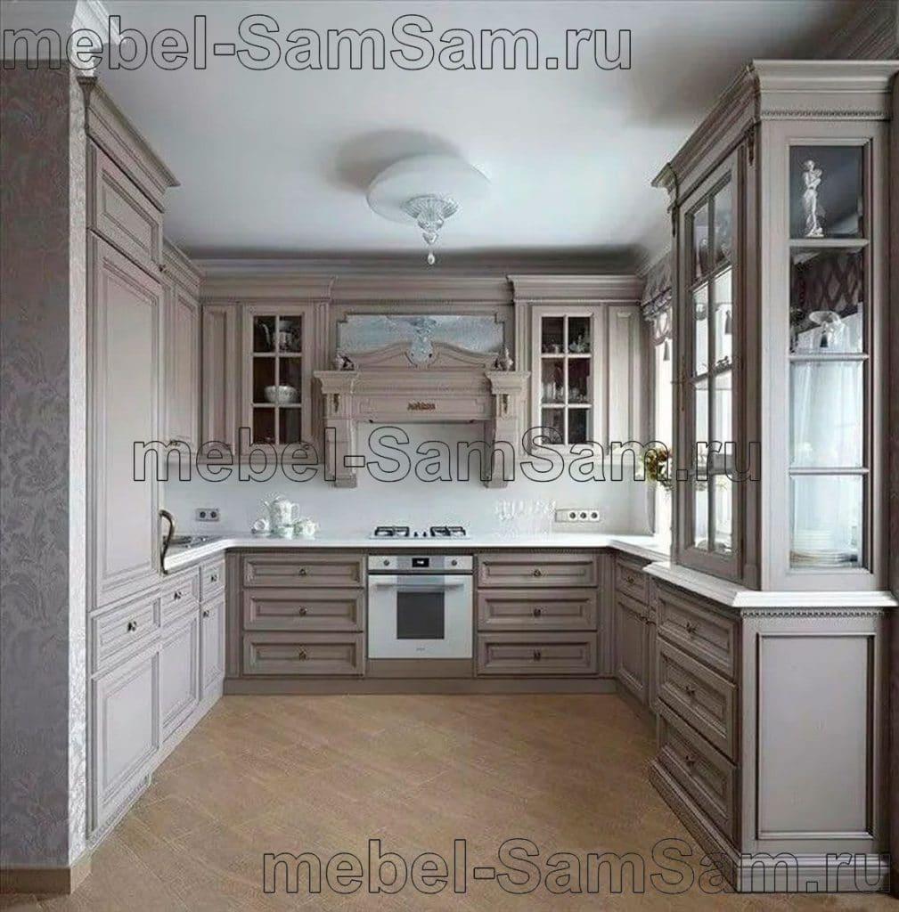 Кухня в стиле НЕО-КЛАССИКА