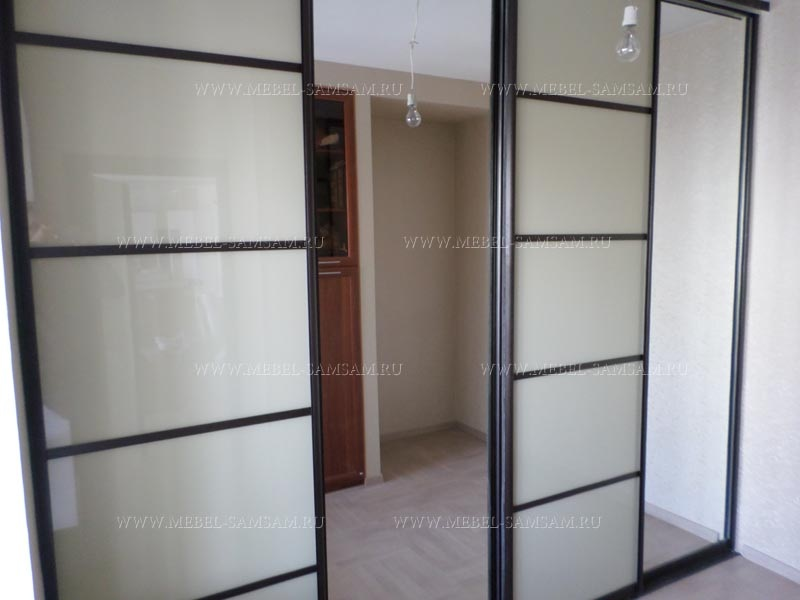 Встроенные шкафы в Пензе