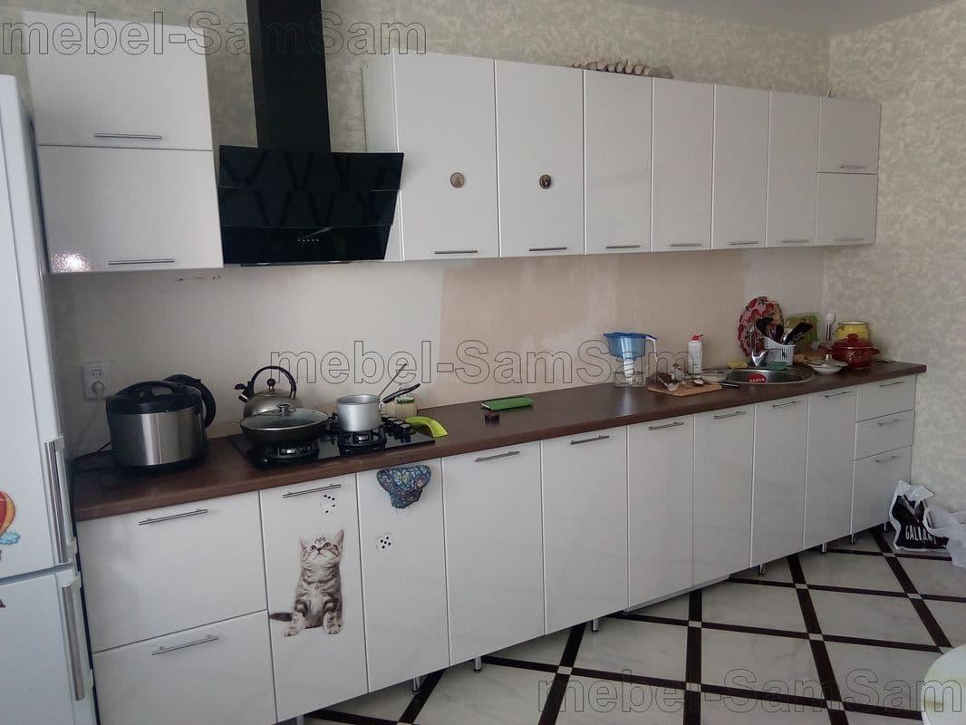 """Кухня """"Белая линия"""""""