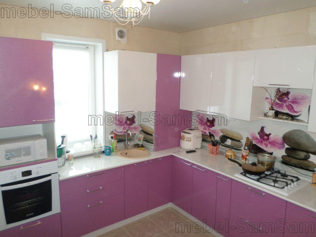 Кухня Фуксия