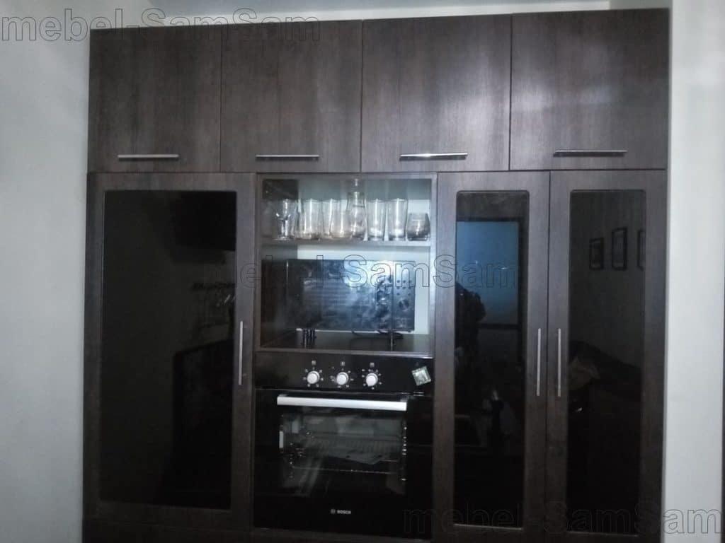 Кухня Обсидиан