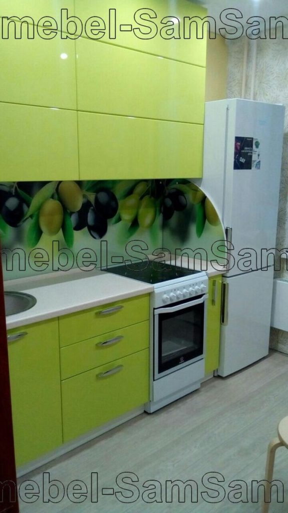 Кухня Оливка