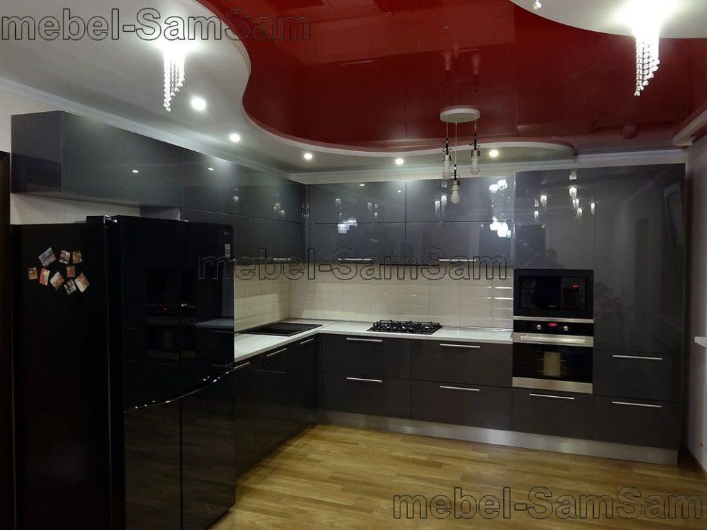 Кухня Зеркальный